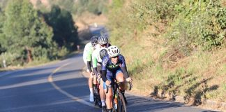 David Maree is relishing the prospect of defending his title when the Takelot Jock Classic road cycling race takes place in Nelspruit in Mpumalanga on Saturday. Photo: Sufiyan Malik (PPS for Professionals)