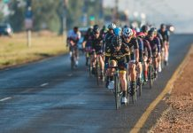 Competitors will have a range of races, including road events of 98km and 45km, to choose from when the East Rand Classic is held in Kempton Park in Johannesburg on April 4 and 5. Photo: Henk Neuhoff