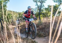 Entries are open for the Waterberg Encounter Series three-day mountain-bike race which will take place near Bela-Bela in Limpopo from June 5-7 next year. Photo: Henk Neuhoff