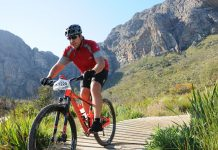 Seen here: Raymond Travers in action during the 2018 Fedhealth MTB Challenge. Photo Credit: Jetline Action Photo