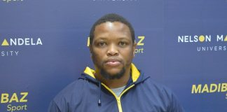 Former provincial player Lefa Mosena has taken over as head coach at the Madibaz Cricket Club. Photo: Brittany Blaauw