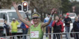 One of South Africa's top runners, Irvette van Zyl has been closely involved with the SPAR Women's Challenge