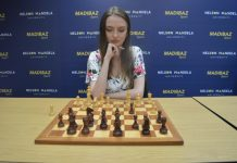 Madibaz chess player Charlize van Zyl has been chosen to represent South Africa at the World Olympiad