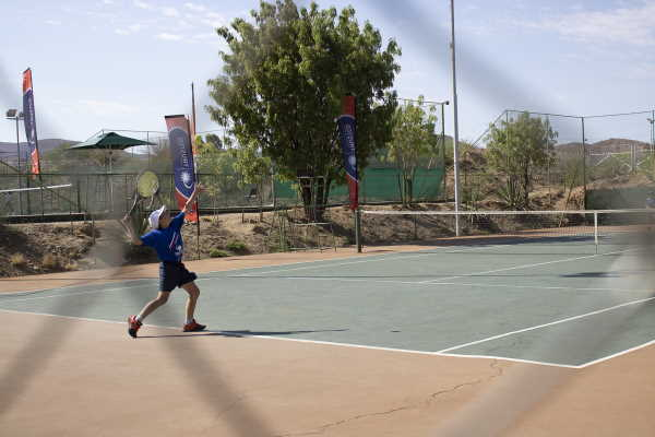 Trustco Group serves up another Juniors' tennis treat