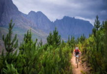 Savanna Origin of Trails MTB Experience. Photo credit: Tobias Ginsberg