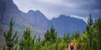 Savanna Origin of Trails MTB Experience. Photo credit: Tobias Ginsberg