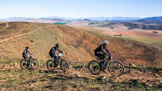 The former three-day Greyt Escape mountain bike race has packed all the action into a one-day challenge when it takes place at Middelplaas Farm, Greyton, on April 10. Photo: Oakpics