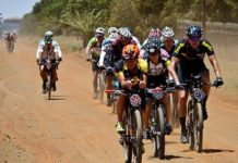 Philanthropic endurance athlete set to compete in the world's toughest bike race - twice