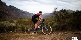 Professional cyclist HB Kruger will tackle the fast and punchy mountain bike trails at the Greyt Middelplaas Escape at Middelplaas Farm, Greyton, on April 10. Photo: Mediatic Studios