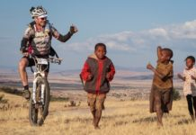 Freedom Challenge: A story of South African generosity