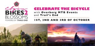 Celebrate the bicycle at Bikes2Blossoms mountain bike event