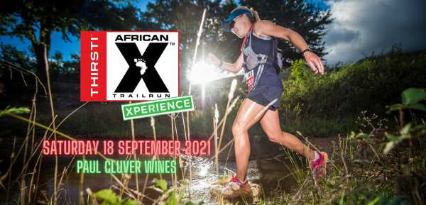 THIRSTI AFRICANX TRAILRUN 1-Day XPERIENCE