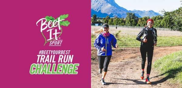 Beet It Sport #BeetYourBest Trail Run