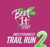 Last chance to sign up for the Beet It Sport #BeetYourBest Trail Run #2!