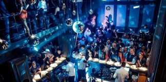 COCO nightclub in Cape Town
