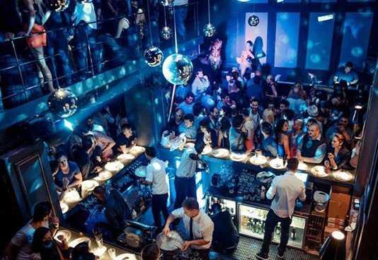 COCO nightclub in Cape Town
