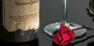 Meerlust red wine - Stellenbosch