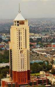 UAP Old Mutual Tower – Nairobi (163m)