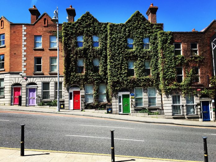 Visiting Dublin for South Africans