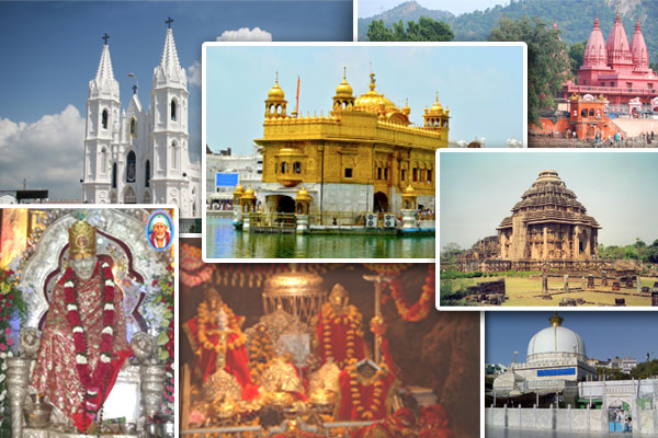 11 Religious Places In India You Must Visit Before You Die