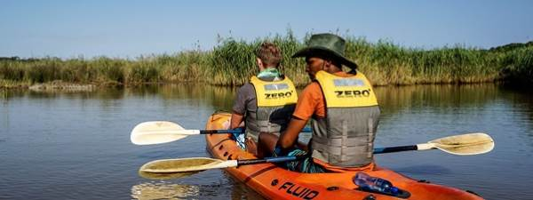 Top Five Kayak Adventures Places In Africa
