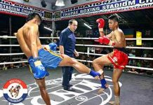 A beautiful experience with Muay Thai for new travel