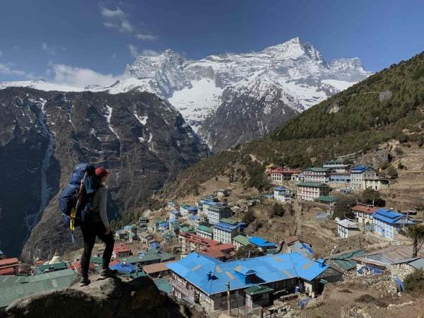 10 Facts about trekking to the base camp of Mt. Everest - the tallest mountain in the world