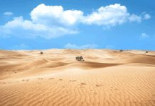 Travel Guide: Exploring the World's most Beautiful Deserts