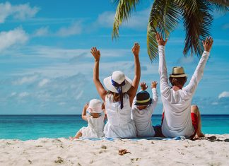 Three Reasons Family Holiday Time is Important