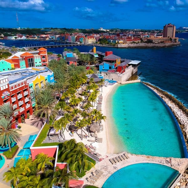 Romantic Curaçao attractions for the perfect couple's trip