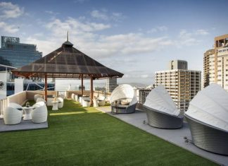 Introducing 180 Lounger - Cape Town's Trendiest New Rooftop Venue