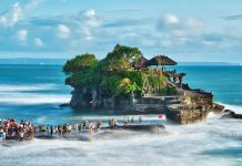 A tour guide to Bali