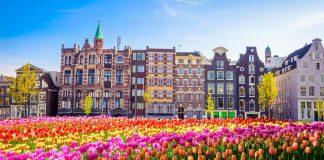 Five Reasons To Visit Amsterdam In European Springtime