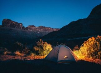 10 best campsites in the world for you to pitch your camp