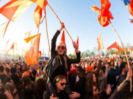 Everything You Need To Know About The Netherlands' King's Day