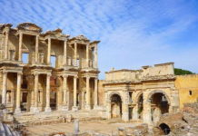 Ephesus Ancient Turkey