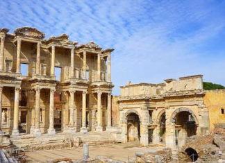 Ephesus Ancient Turkey