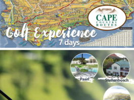 Cape Country Routes' stunning seven-day Golf Experience tour package