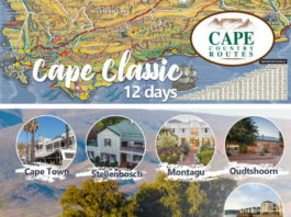 Cape Country Routes' Cape Classic 12-day Tour Package