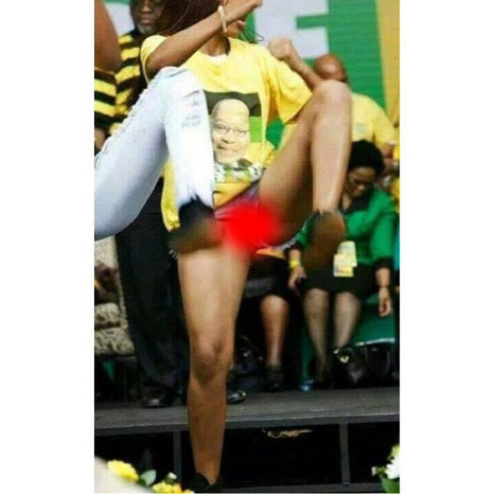 Shocking Vote Anc Amp Get A Free Prostitute Anc S New