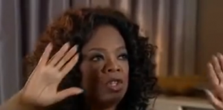 Oprah - Racism Will End When All the Old White People Die