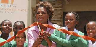 Oprah Winfrey - school of Rape