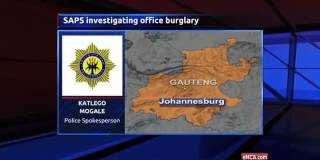 Sassa - Department of Women, Children and People with Disabilities were broken into on Sunday night.