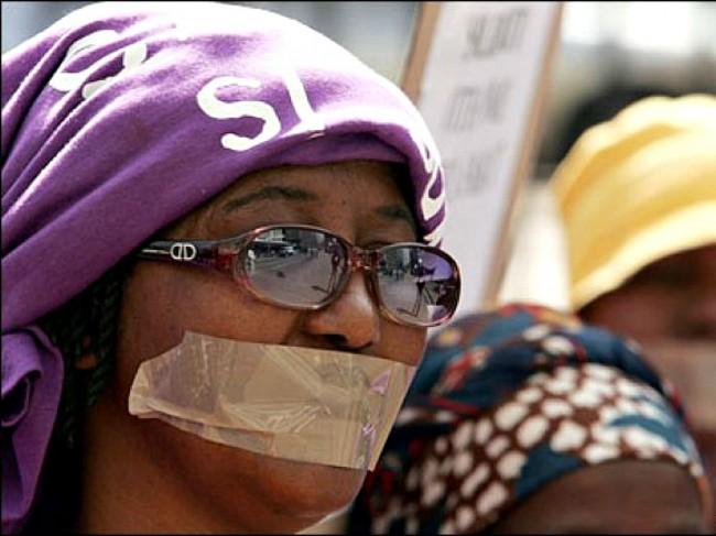 Corrective rape in south africa