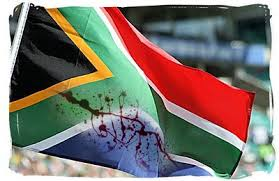 south-african-flag-blood | South Africa Today