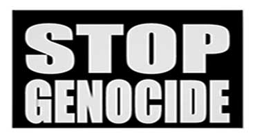Stop genocide in South Africa