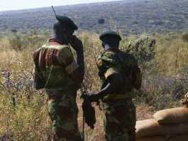 SANDF soldier South Africa