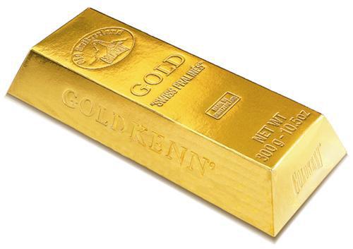 01 Gold Bar
