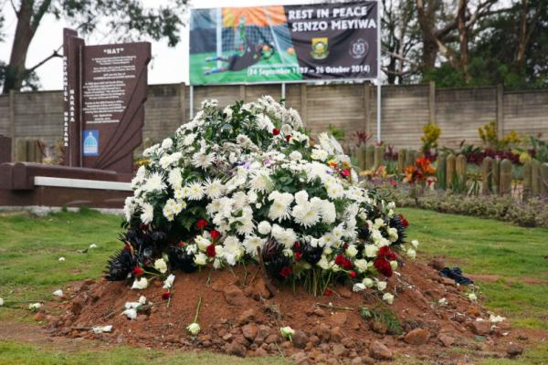 Meyiwa family to dig up Senzo's grave and exhume his remains