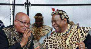 Zulu men to take up arms against people destroying African culture: Zwelithini